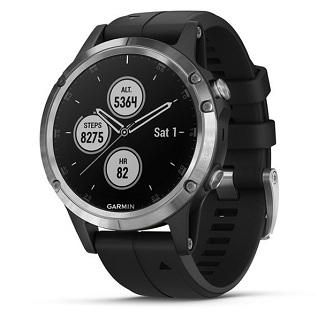 Zegarek sportowy z GPS GARMIN Fenix 5S Plus