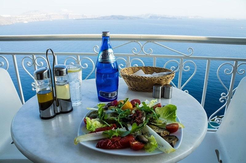 Ceny żywności w Grecji