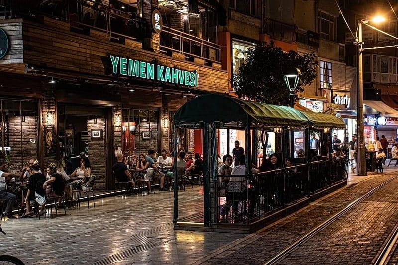 Ceny w tureckich restauracjach
