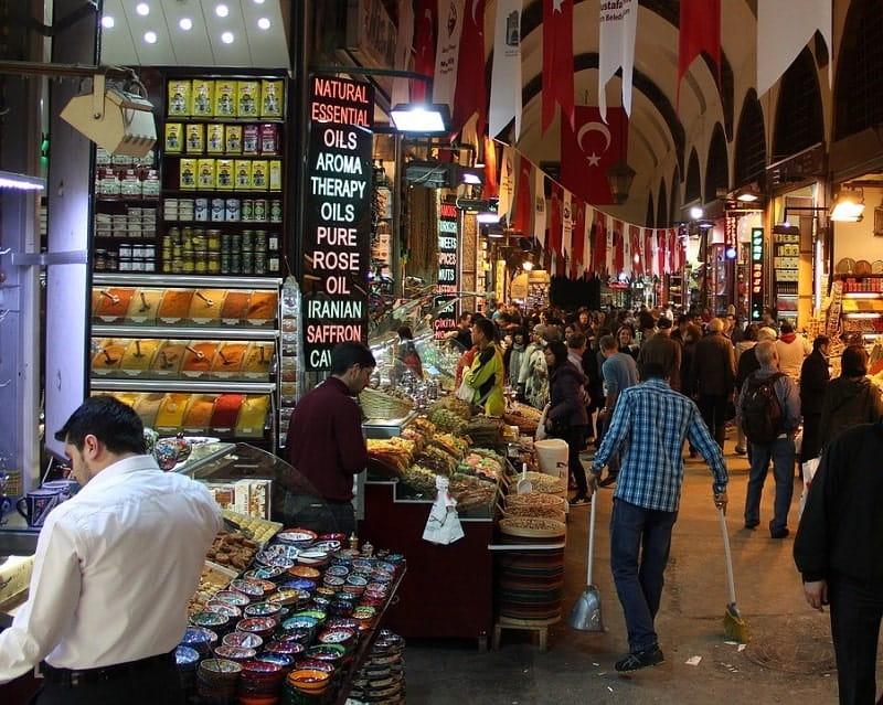 Ceny na alkohol w Turcji