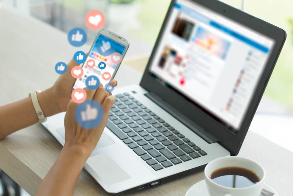 sprzedarz w social media