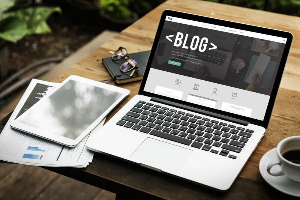 jak stworzyć blog
