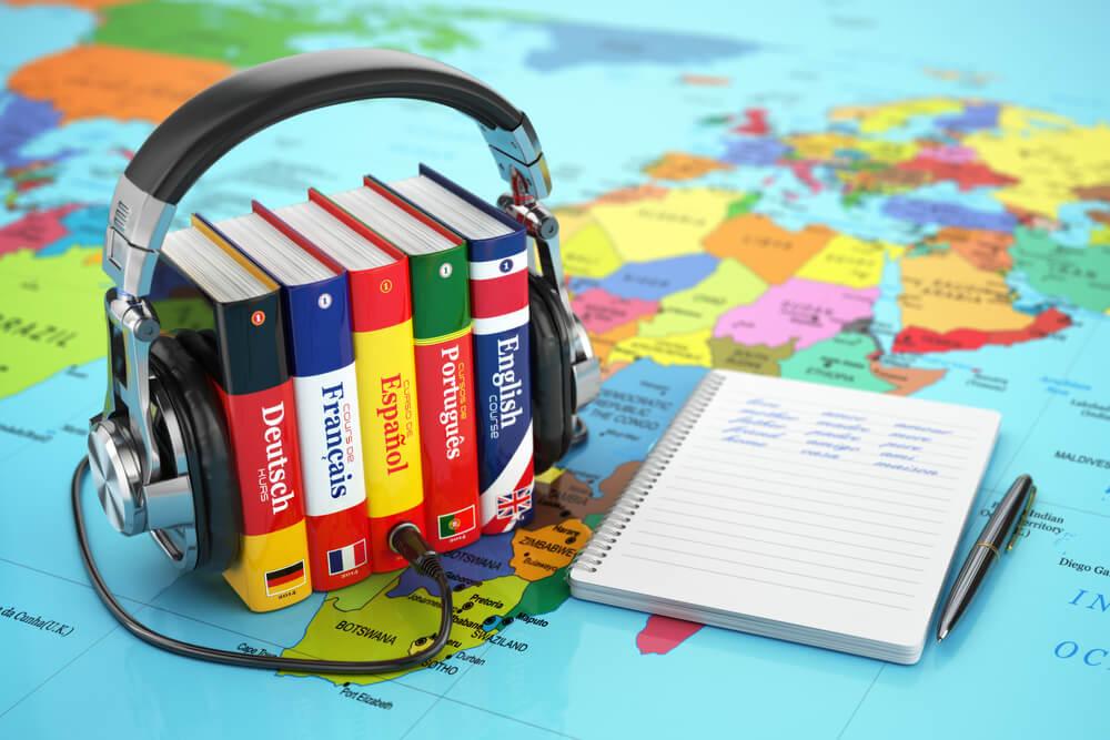nauka języka obcego