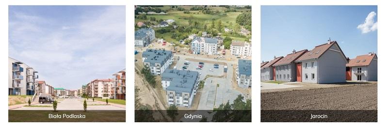 Jak wyglądają budynki i mieszkania, zbudowane w ramach realizacji programu Mieszkanie Plus