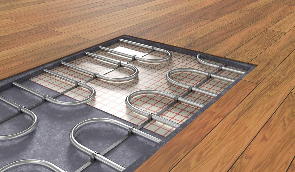 ogrzewanie podłogowe gazowe