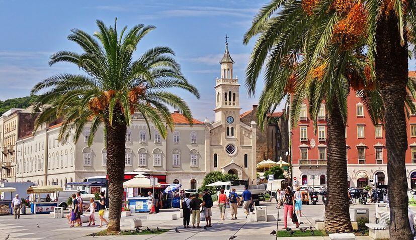 Podstawowe wydatki w Chorwacji