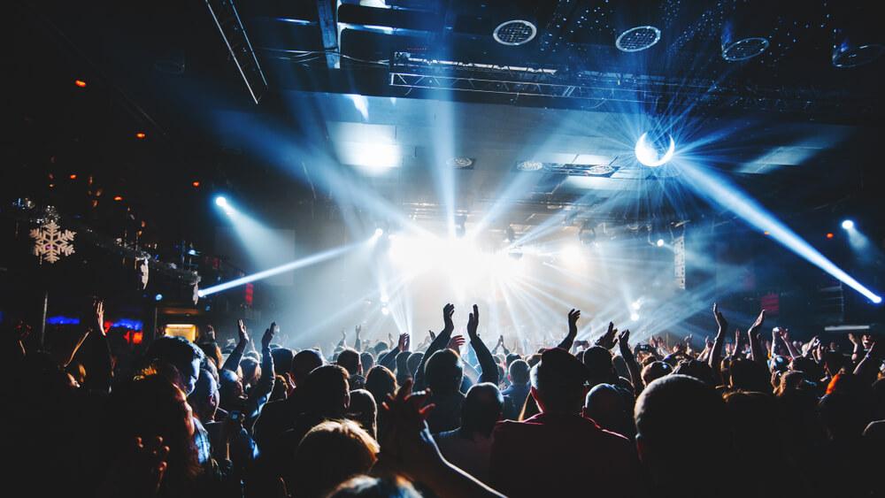 Bilety na koncert lub występ stand-up