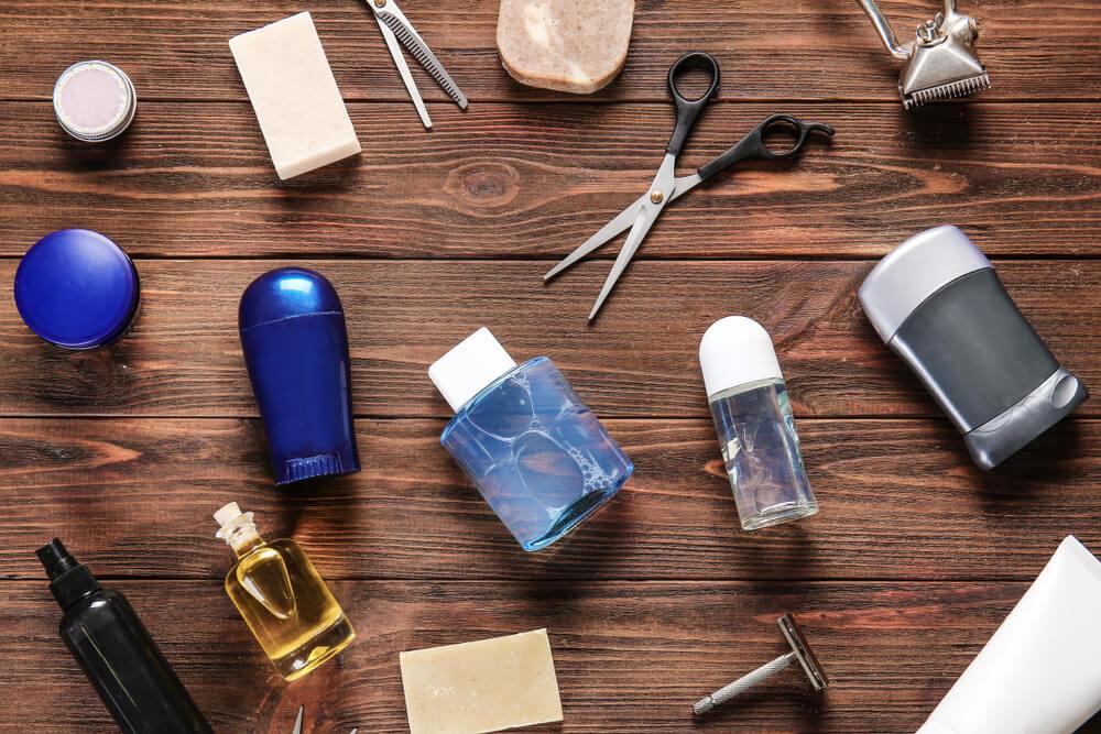 Zestaw kosmetyków męskich
