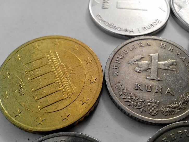 Waluta w Chorwacji