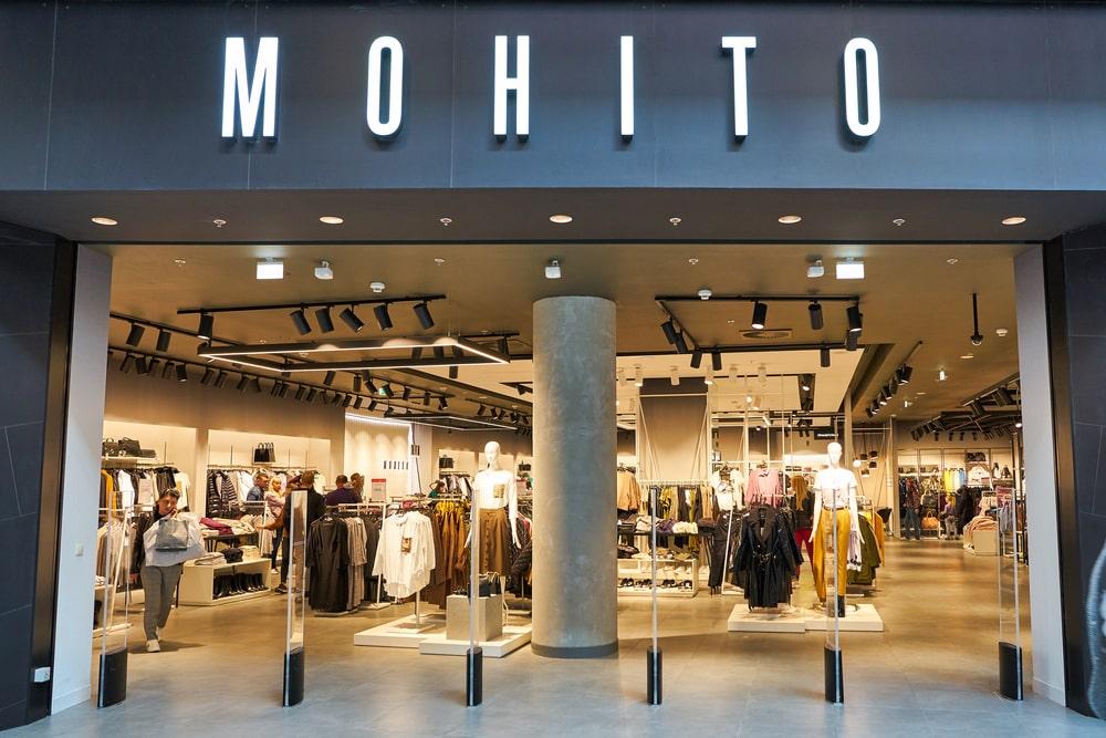 Wyprzedaż Mohito