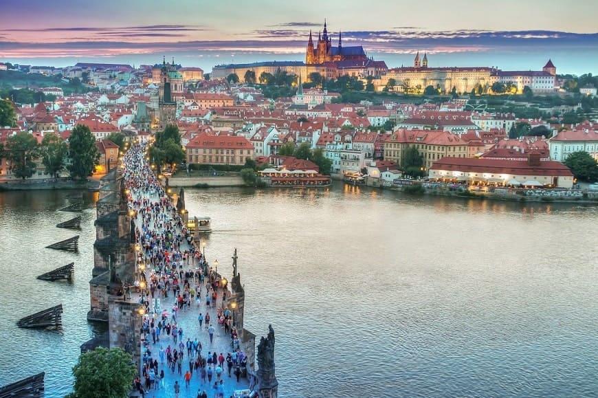Boże Ciało w Pradze