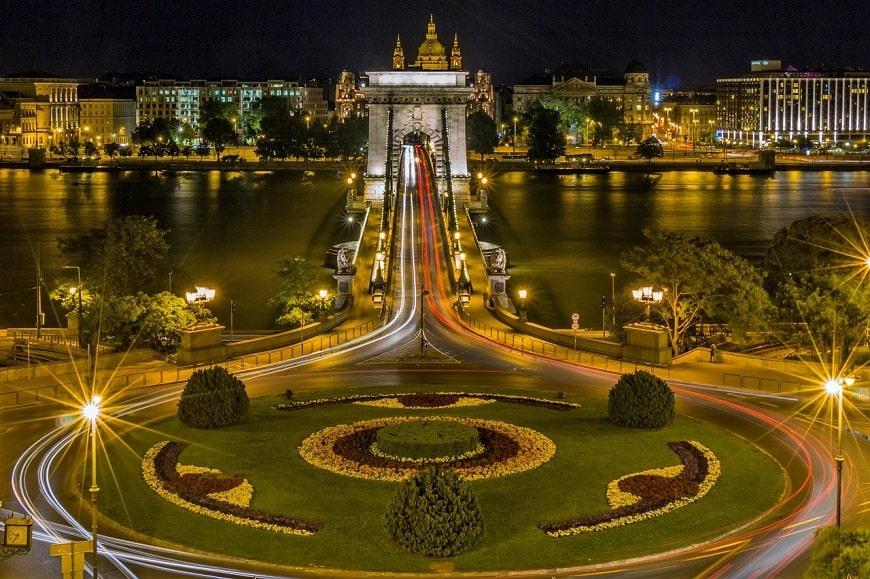 Boże Ciało w Budapeszcie