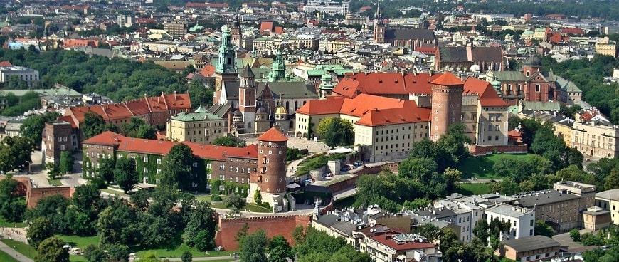 Do Krakowa na Lajkonika