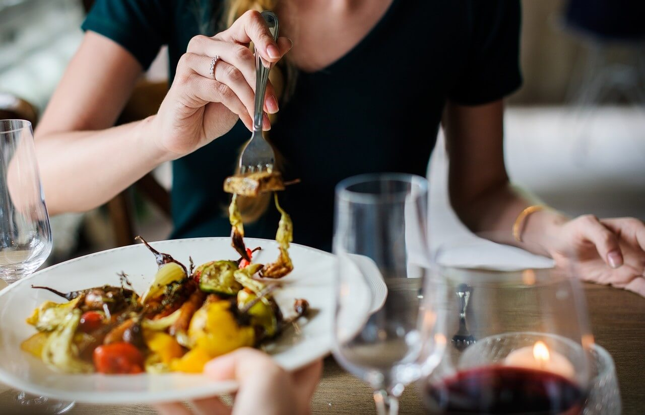 Koszty wyżywienia w restauracjach w Czarnogórze