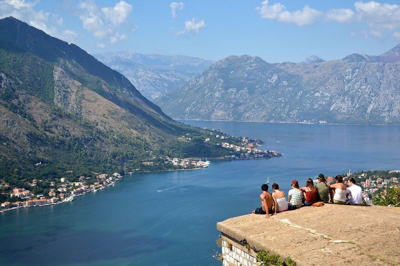 Cena wypoczynku i rozrywki w Czarnogórze