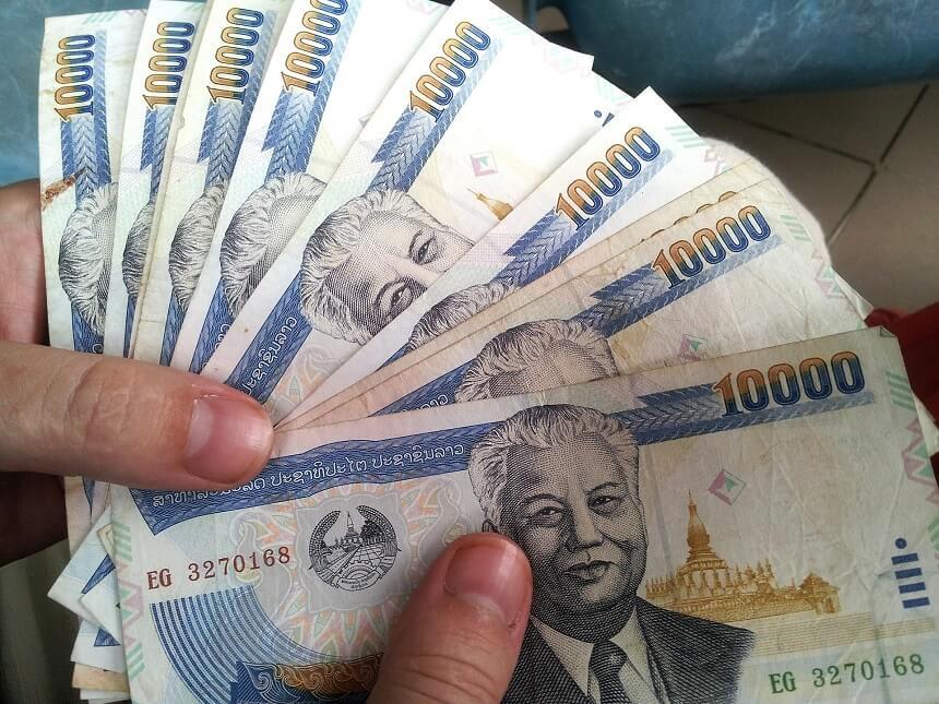 Waluta w Tajlandii
