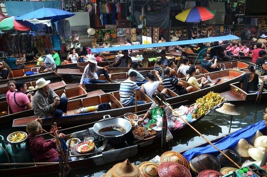 Ceny w supermarketach i na rynkach w Tajlandii
