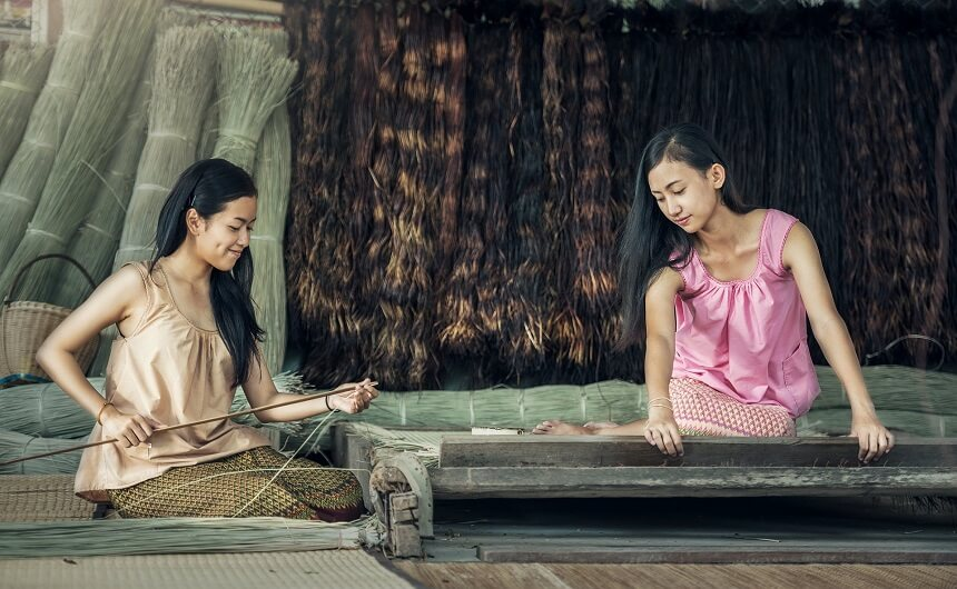 Cena pamiątek w Tajlandii