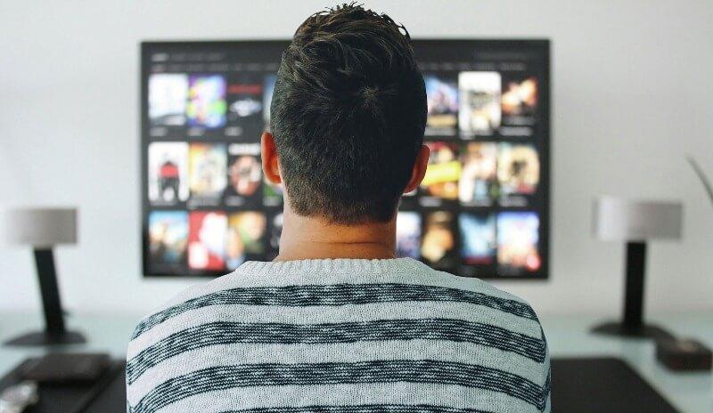 Platformy streamingowy Netflix